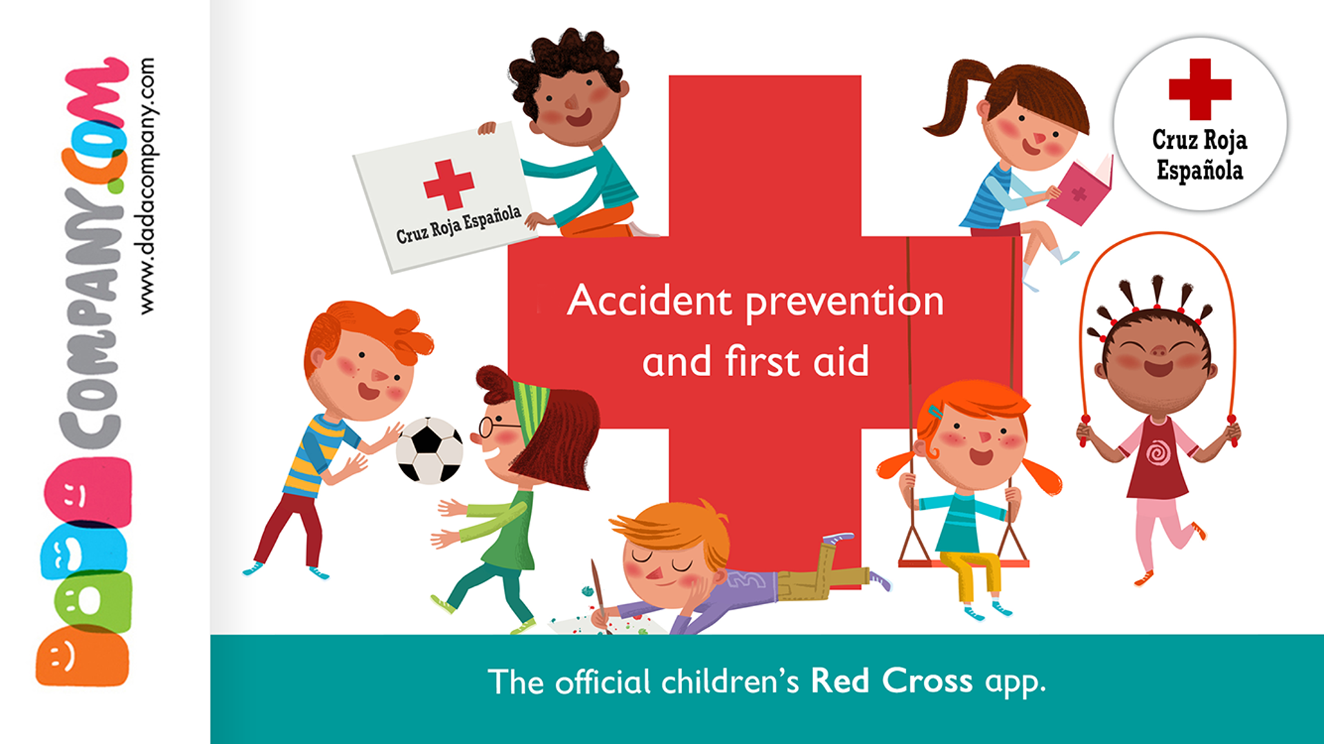 Red Cross clipart first aider Aid Video first Watch Accident