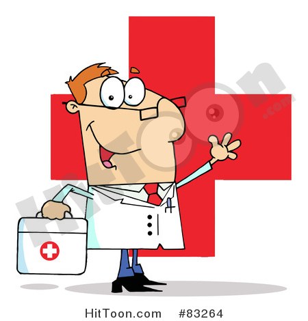Red Cross clipart first aider Illustrations Larger Stock Preview #1