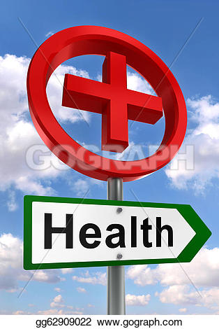 Red Cross clipart health Sign included  Clipart with