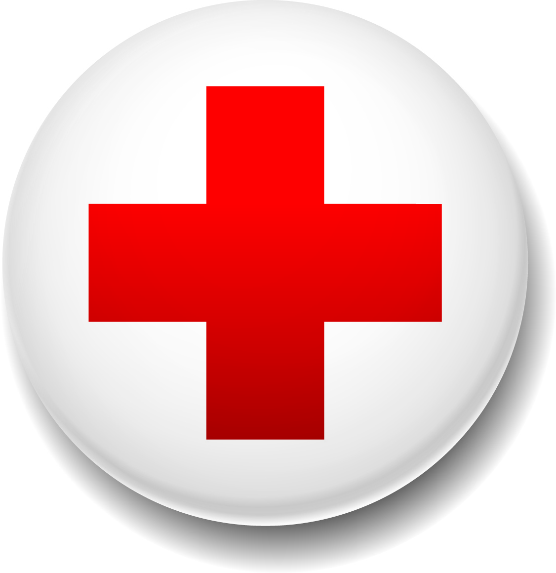 Red Cross clipart high resolution Professionals