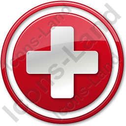 Red Cross clipart hospital symbol Red 256x256 Icon Symbol Hospital