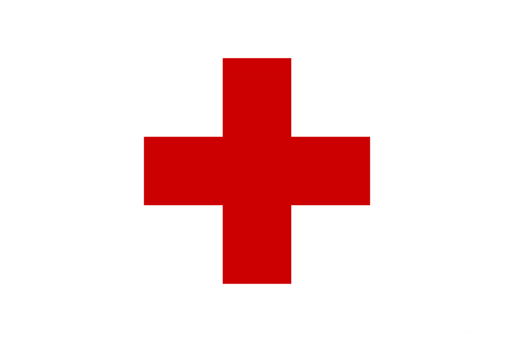 Red Cross clipart hospital symbol Overwatch on wrong  got
