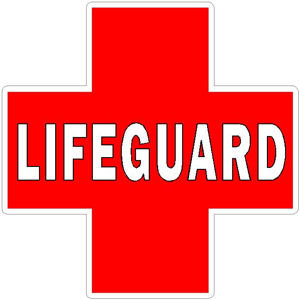 Red Cross clipart lifeguard Training Red bluewater Red Cross