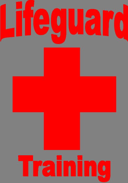 Red Cross clipart lifeguard Heinz Lifeguard House Class
