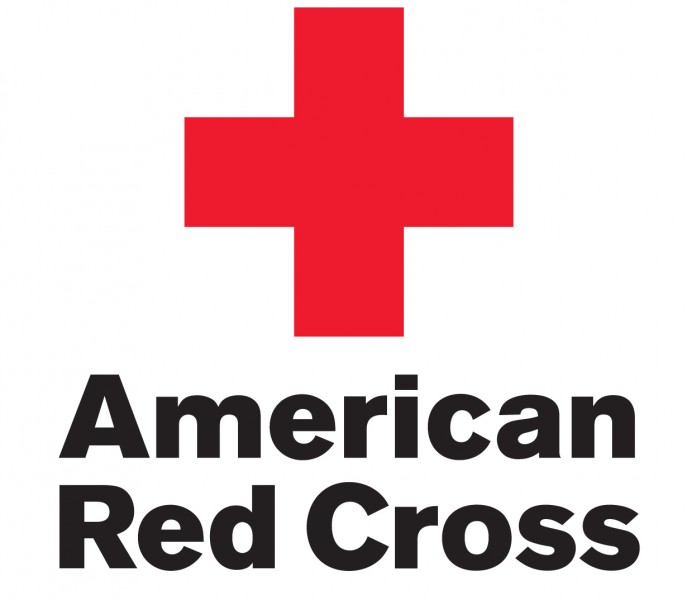 Red Cross clipart logo Cross American School collection Projects