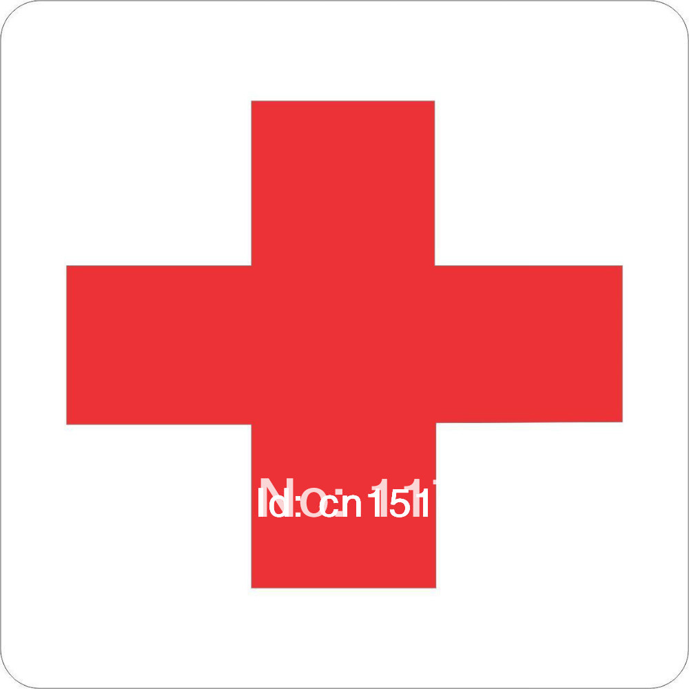 Red Cross clipart medic Medical Free lots Decals Art