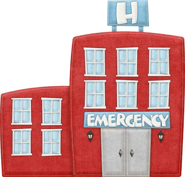 Red Cross clipart medical center On door art best Hospital