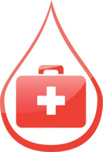 Red Cross clipart medical center Cross Drive Medical red symbol