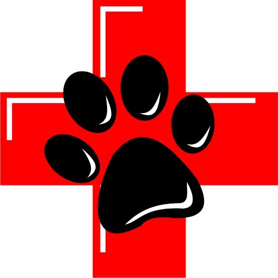 Red Cross clipart medical center Animal center St animal st