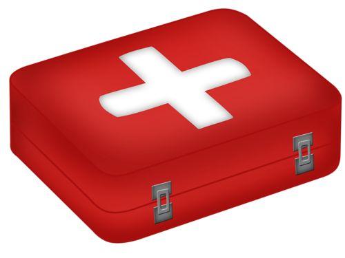 Red Cross clipart medical center Pinterest kit enfermera best First