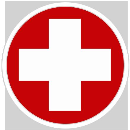 Emergency clipart hospital cross Services City emergency San Center