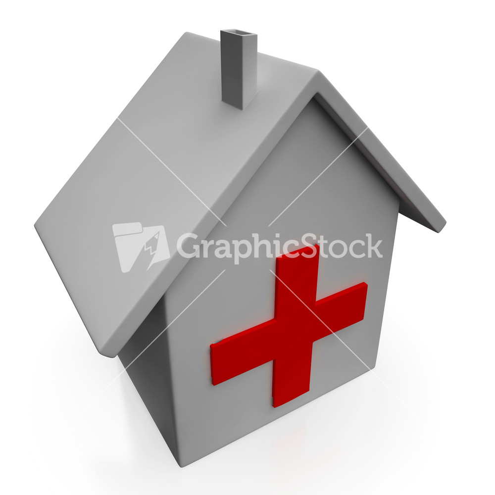Red Cross clipart medical clinic Image Hospital Emergency Medical Stock