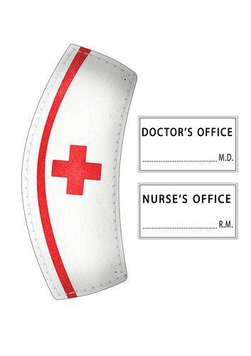 Red Cross clipart medical office #6