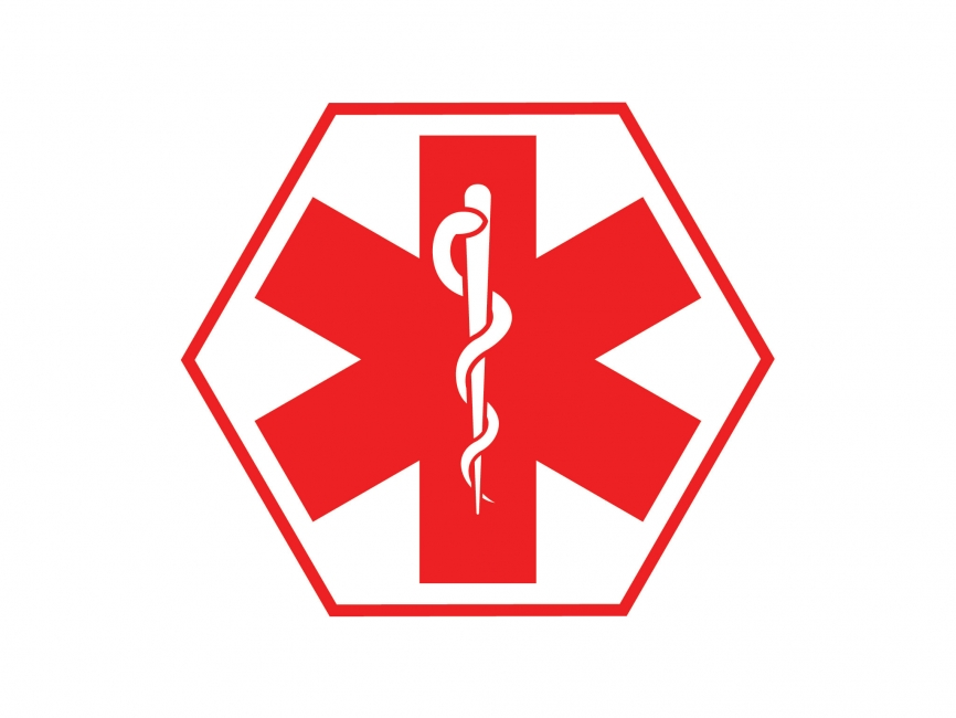Red Cross clipart medical sign Red Art Medical Art Clip
