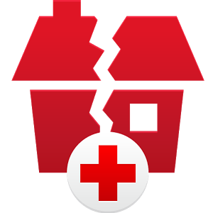 Earthquake clipart transparent Red American art Android Apps