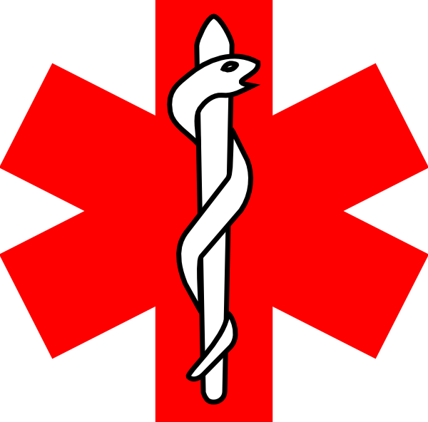 Red Cross clipart paramedic #1