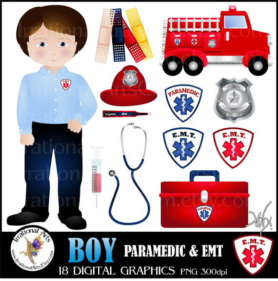 Red Cross clipart paramedic #10