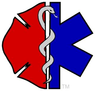 Red Cross clipart paramedic Ems/firefighting Police Firefighter Pinterest Clipart