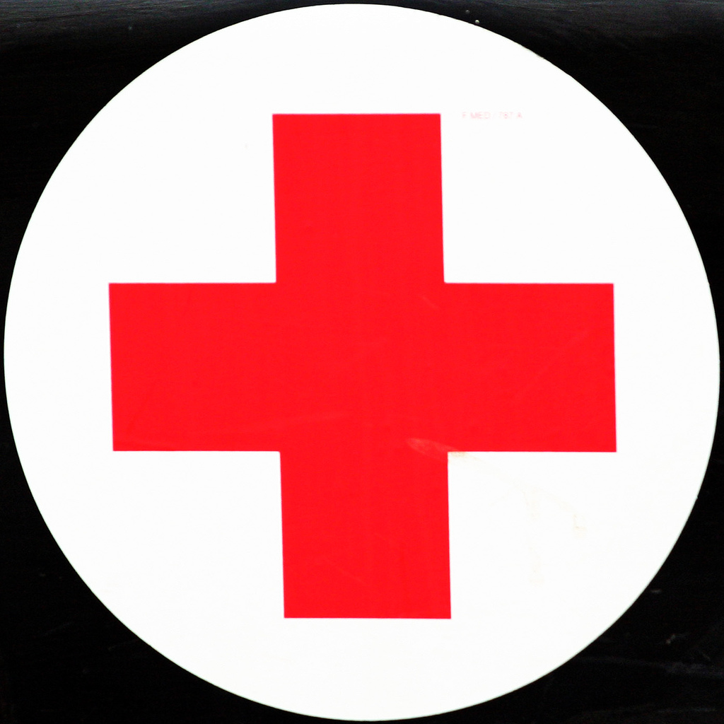 Red Cross clipart round Sharing! Library Clip Image Red