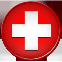 Red Cross clipart round Symbol ipharmd image symbol Round