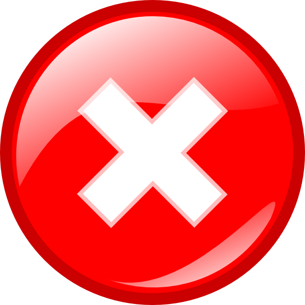 Red Cross clipart round Round Clker at Clip art