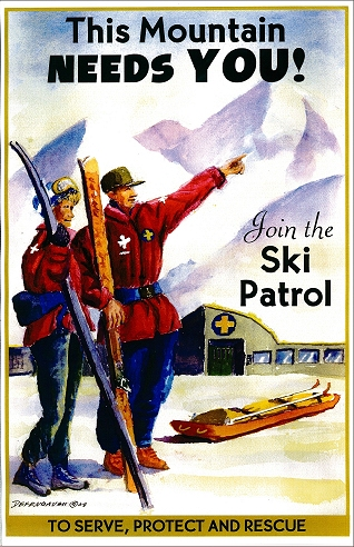 Red Cross clipart ski patrol National Ridge Ski Ski the