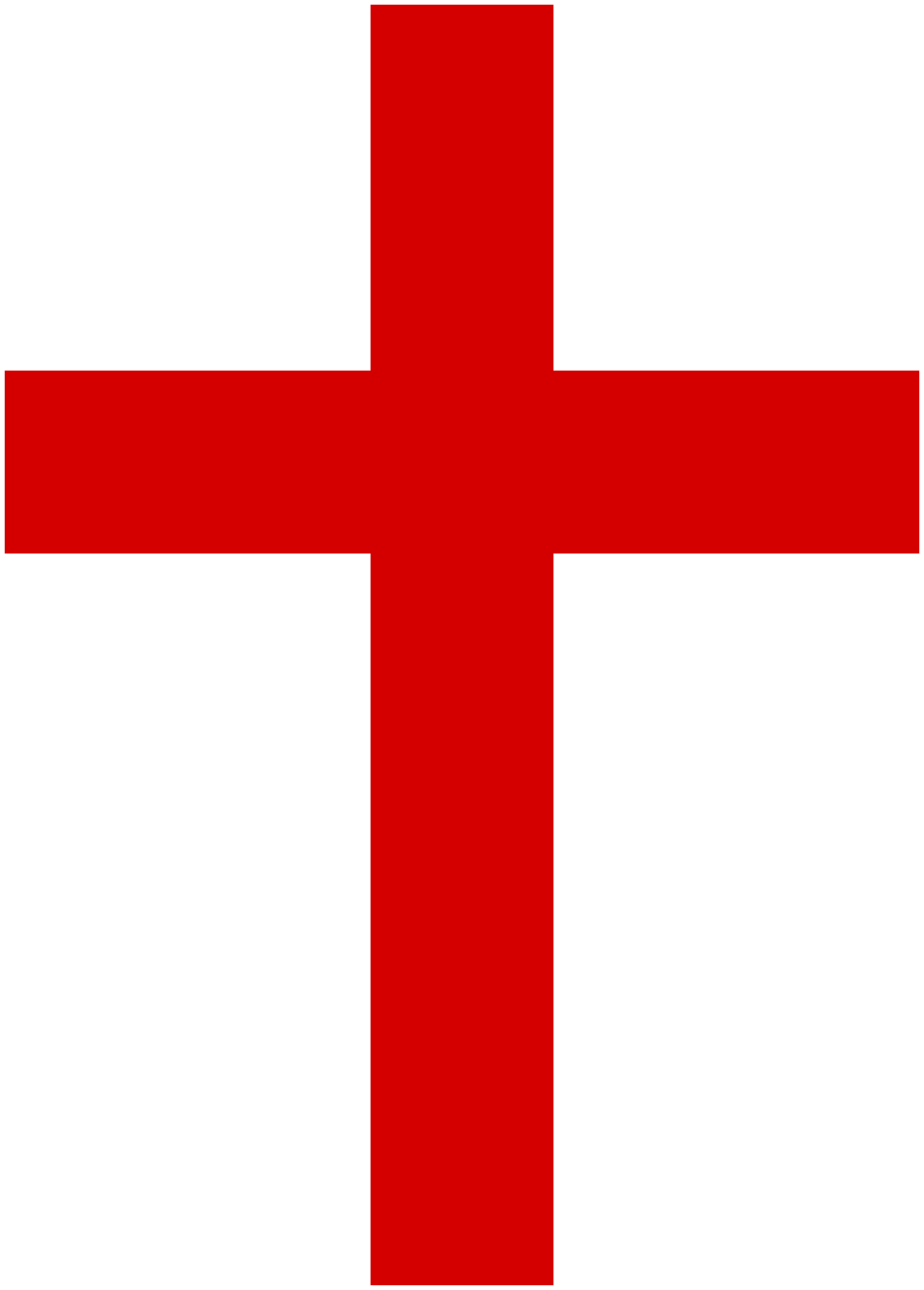 Red Cross clipart transparent Red at cross art clipartbarn