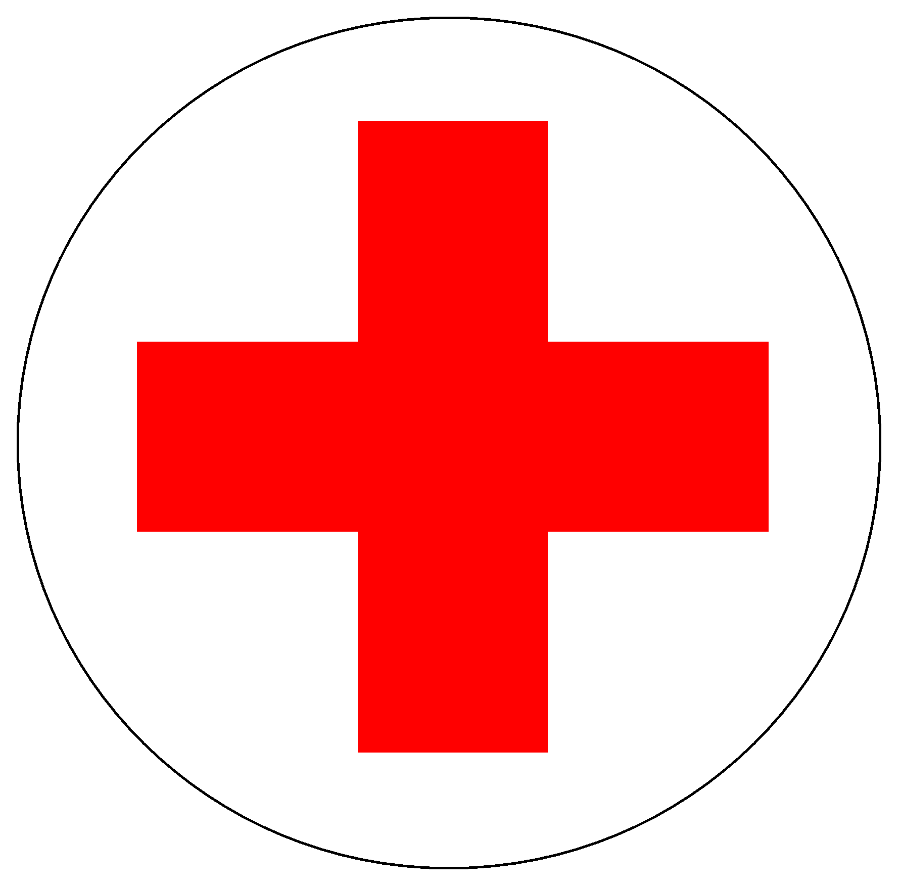 Red Cross clipart vector ClipartAndScrap cross free cps china