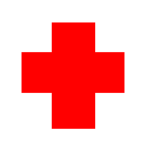 Red Cross clipart vector Com art Cross 2 Clip