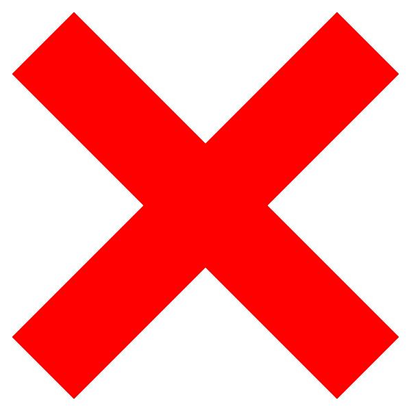 Right clipart simbol At  this Wrong Clip