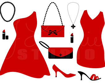 Red Dress clipart cartoon person Dress download Red free images