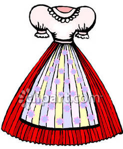 Red Dress clipart drees Free Images Art Clip Art