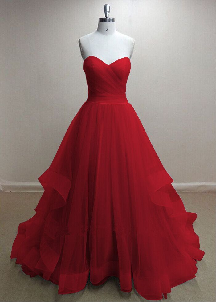 Red Dress clipart evening gown Part Evening Dresses Pinterest prom