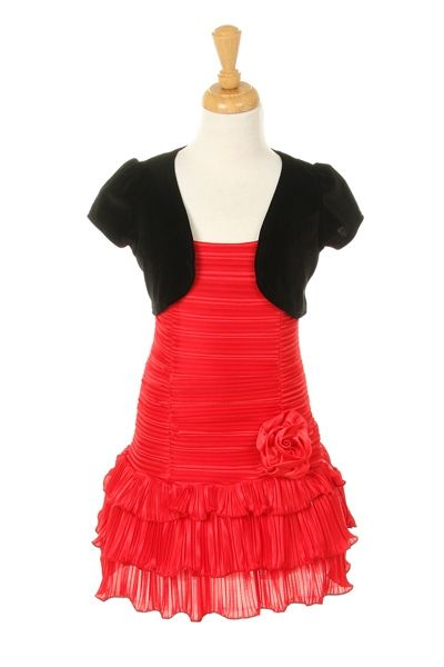 Red Dress clipart fancy clothes Dresses red Best for olds