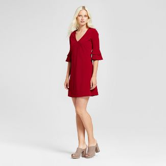 Red Dress clipart fancy clothes : Women's & V Bell