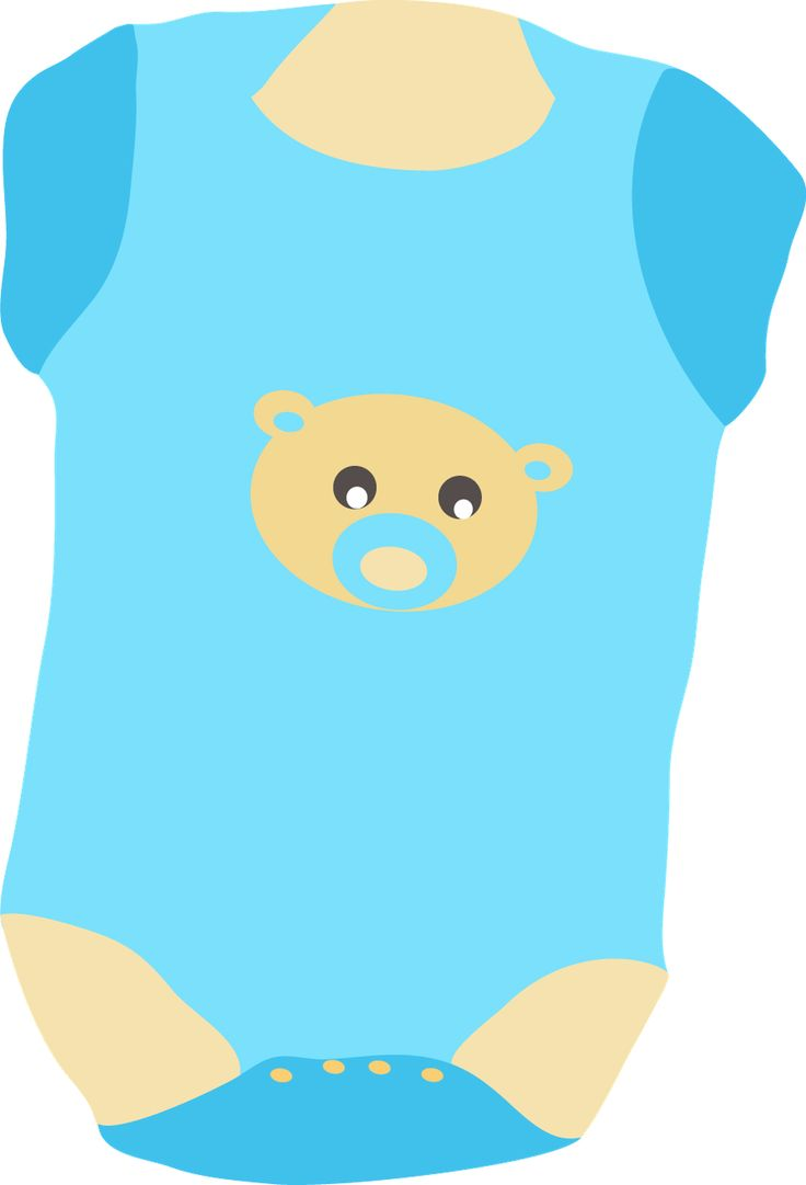 Brown clipart baby onesie BABY Clipart images CLIP ART