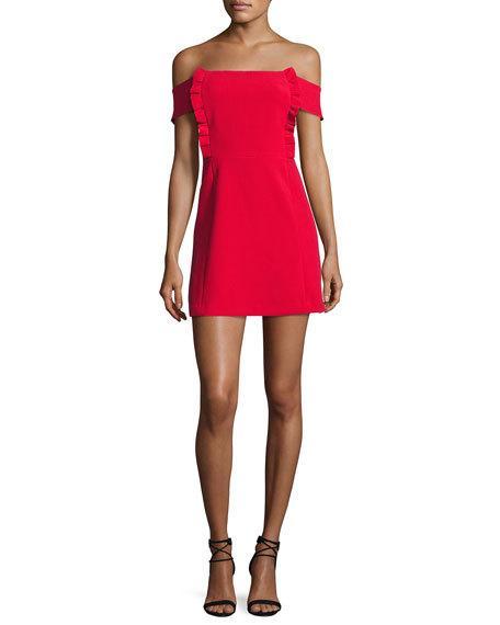 Red Dress clipart short dress & Dress Marcus Neiman :