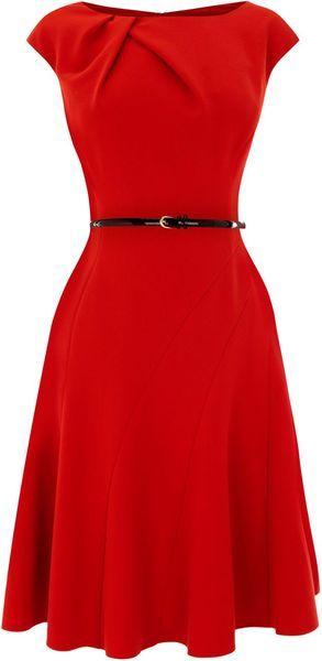 Red Dress clipart short dress 10+ not ideas dress bunching