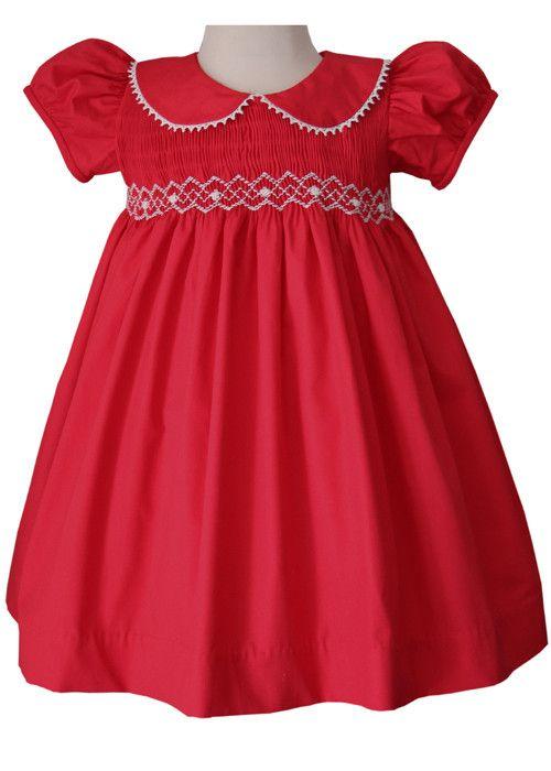 Red Dress clipart smocked Emily Best dress Red Dress