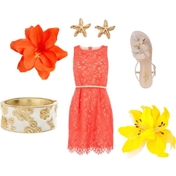Red Dress clipart summer outfit Need have Hawaii I are
