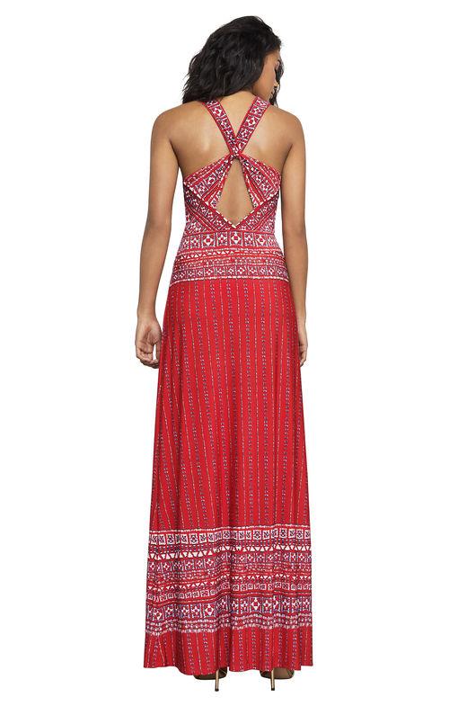 Red Dress clipart vestido #11