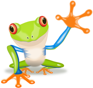 Red Eyed Tree Frog clipart Clipart clipart Download clipart Frog