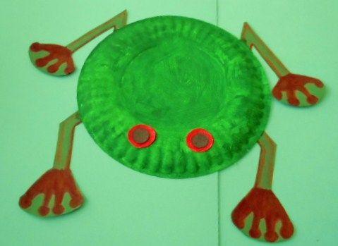 Tree Frog clipart rainforest plant #11