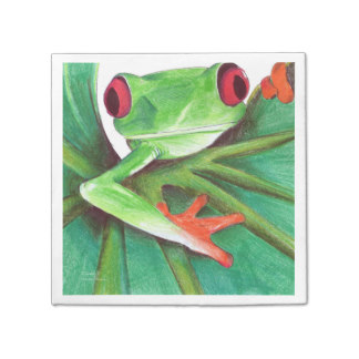 Red Eyed Tree Frog clipart vle #4