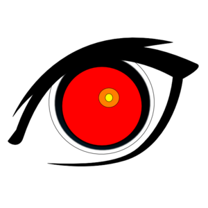 Hazel Eyes clipart boy Clker clip online Red