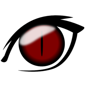 Red Eyes clipart anger #5