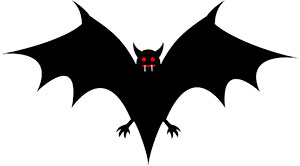 Bat clipart tooth Free with spread and Clipart