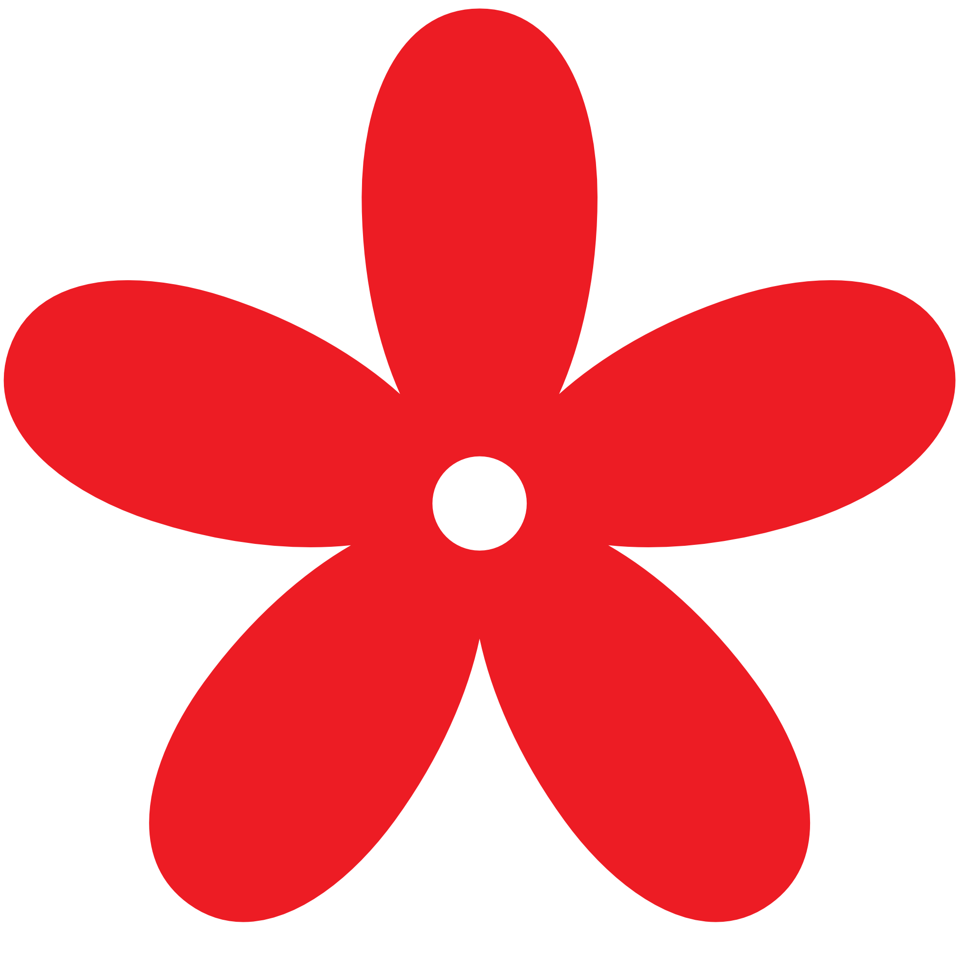Red clipart Clip Clip Flower Art on