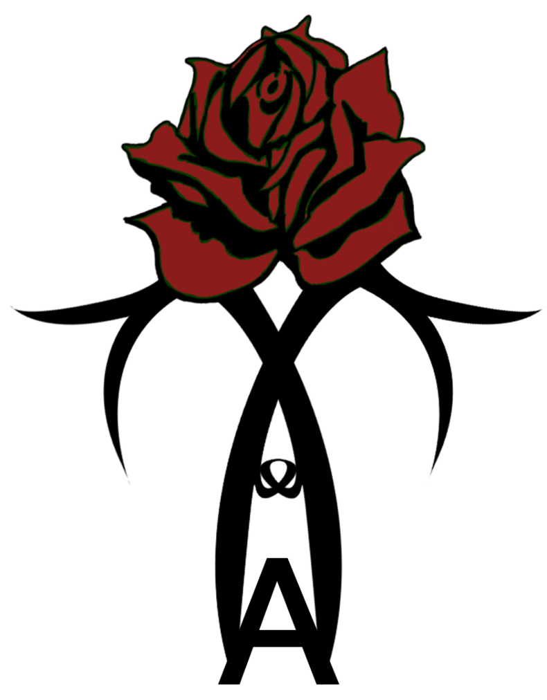 Red Flower clipart thorn #11