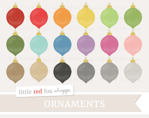 Red Fox clipart christmas #10